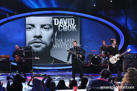 American Idol Season 11 (David Cook)