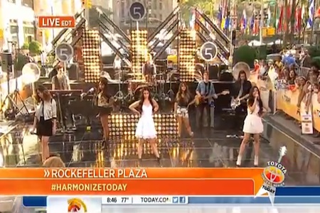 The Today Show (Fifth Harmony)