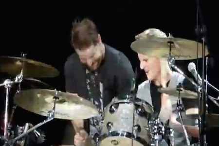 David Cook - Drum Solo - Manila, Philippines