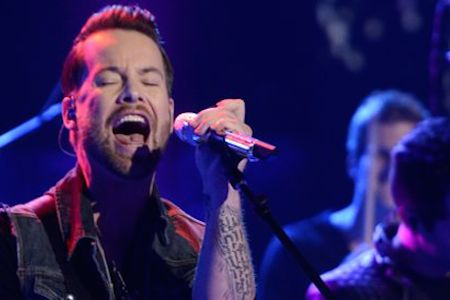 American Idol Season 12 (David Cook)