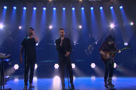 The Late Late Show (Take That)