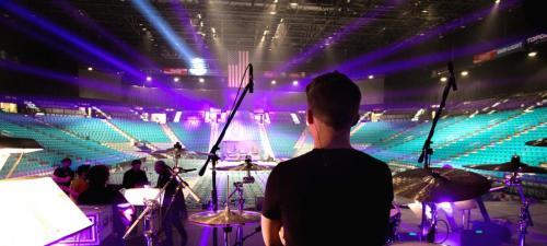 Nick Adams MGM Grand Garden Arena